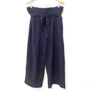 4/$15 🌸 Culotte Pants in Navy